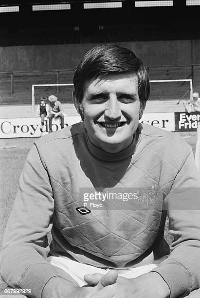 Footballer John Jackson of Crystal Palace F.C., UK, 25th August 1971.