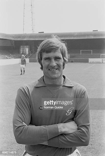 Footballer John Simpson of Gillingham F.C., UK, 16th August 1971.