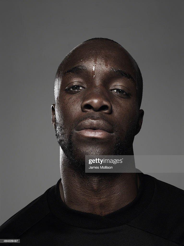 Lassana Diarra, Portrait shoot, April 2, 2010