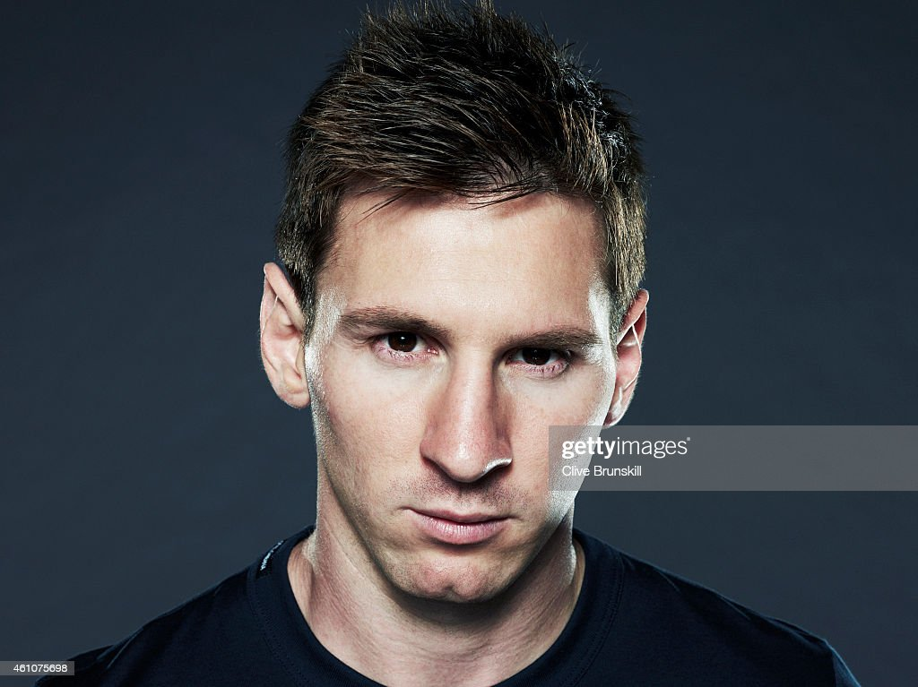 Footballer Lionel Messi Is Photographed On August 26 2013 In London England