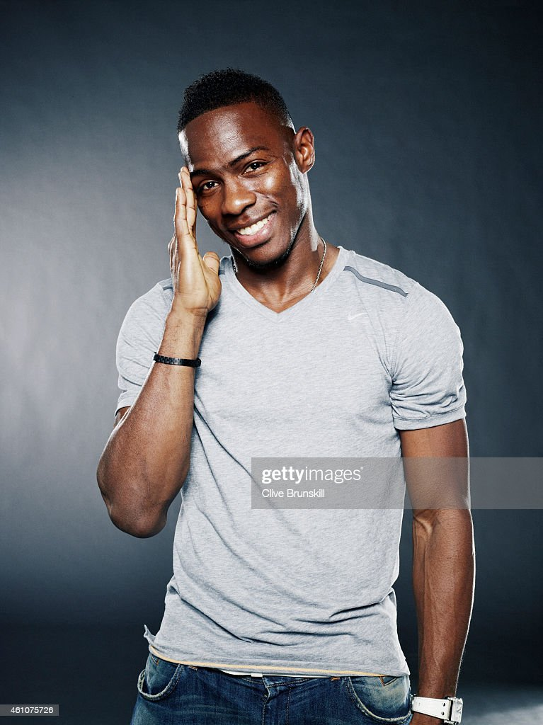 Footballer Maynor Figueroa is photographed on December 17, 2013 in London, England.