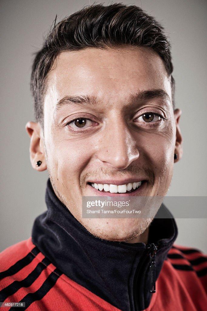 Mesut Ozil, FourFourTwo UK, January 1, 2014