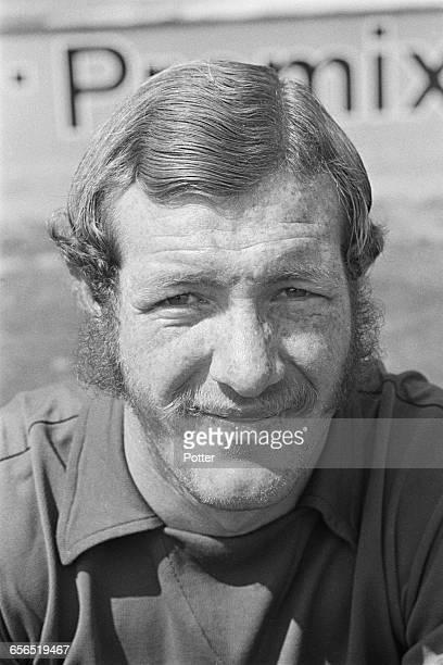 Footballer Mick Kearns of Oxford United FC UK 22nd July 1971
