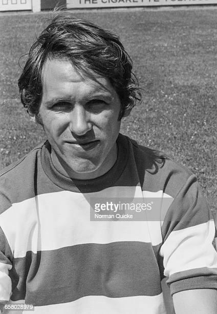 Footballer Mick Leach of Queens Park Rangers FC UK 15th July 1971