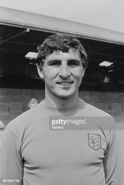 Footballer Mick McNeil of Ipswich Town F.C., UK, 19th August 1971.