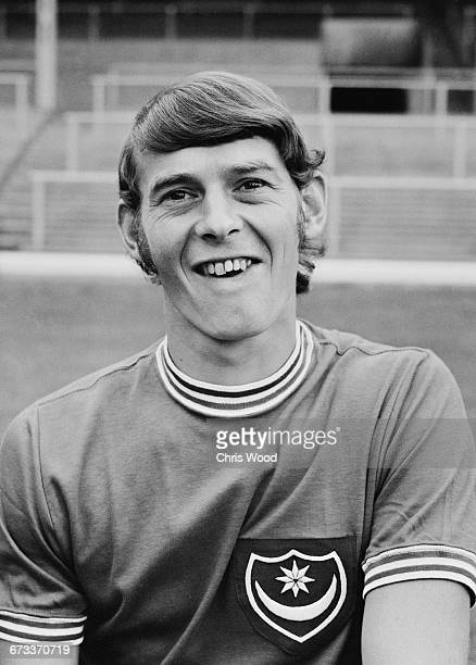 Footballer Nicky Jennings of Portsmouth FC UK 30th August 1971
