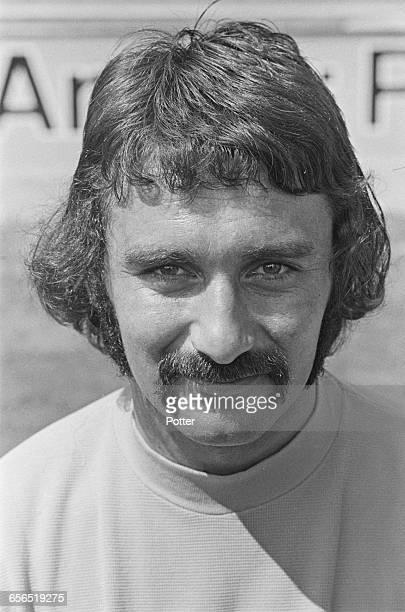 Footballer Nigel Cassidy of Oxford United FC UK 22nd July 1971