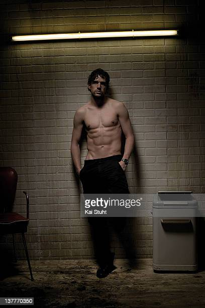 Footballer Owen Hargreaves is photographed on March 14, 2006 in Munich, Germany.