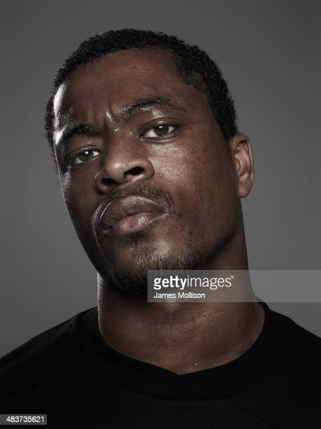 Footballer Patrice Evra is photographed on January 4 2010 in Paris France