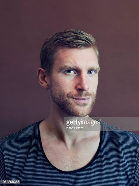 Footballer Per Mertesacker is photographed for Der Spiegel on August 4 2017 in London England