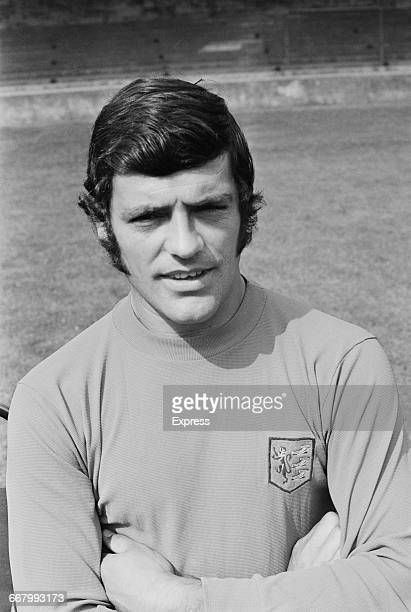Footballer Peter Morris of Ipswich Town FC UK 19th August 1971