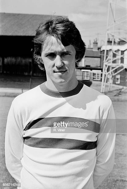 Footballer Phil Neal of Northampton Town FC UK 18th August 1971