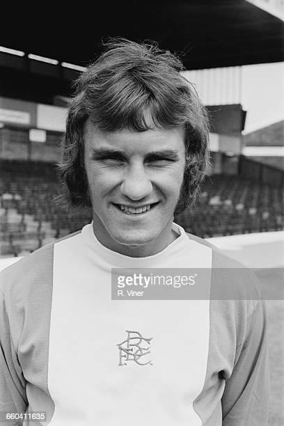 Footballer Phil Summerill of Birmingham City FC UK 9th August 1971