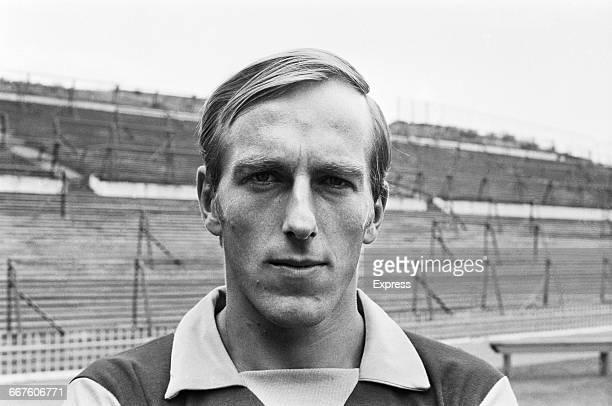 Footballer Ray Graydon of Aston Villa FC UK 23rd August 1971