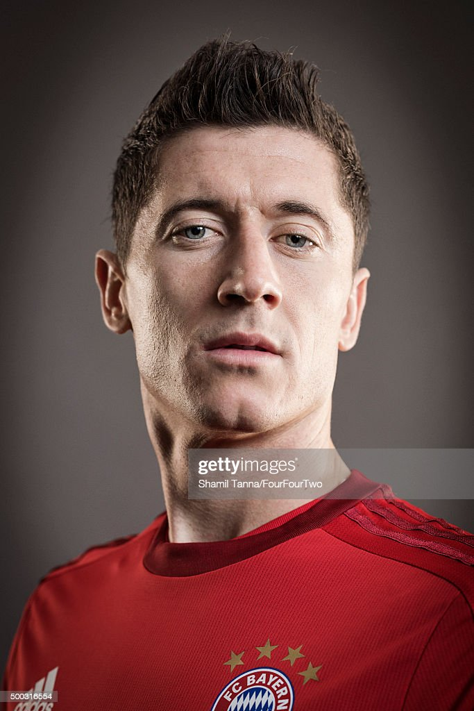 Robert Lewandowski,  FourFourTwo magazine UK, December 1, 2015