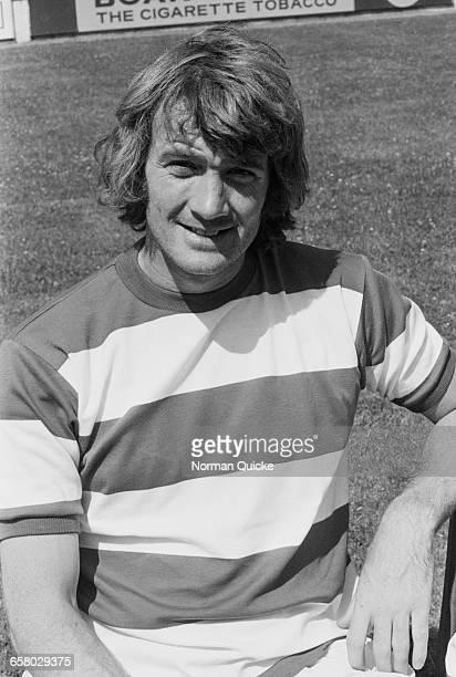 Footballer Rodney Marsh of Queens Park Rangers FC UK 15th July 1971