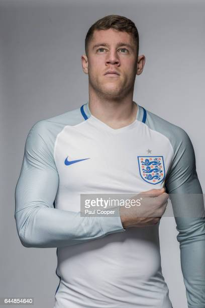 Footballer Ross Barkley is photographed on April 5 2016 in London England