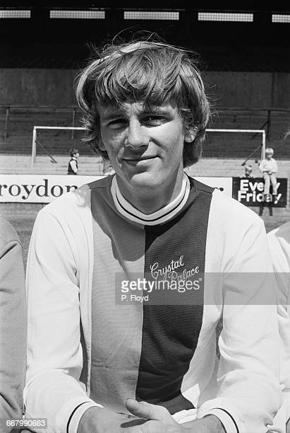 Footballer Ross Jenkins of Crystal Palace F.C., UK, 25th August 1971.