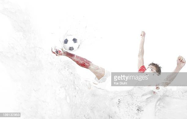 Footballer Sebastian Prodl is photographed on April 6 2008 in Munich Germany