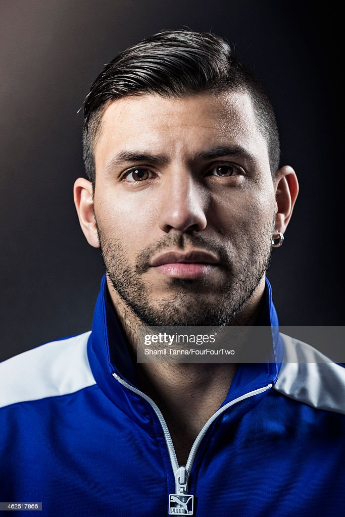Sergio Aguero, Four FourTwo UK, May 5, 2014