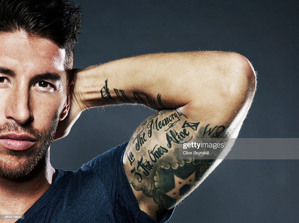 Sergio Ramos, Self assignment, August 23, 2014