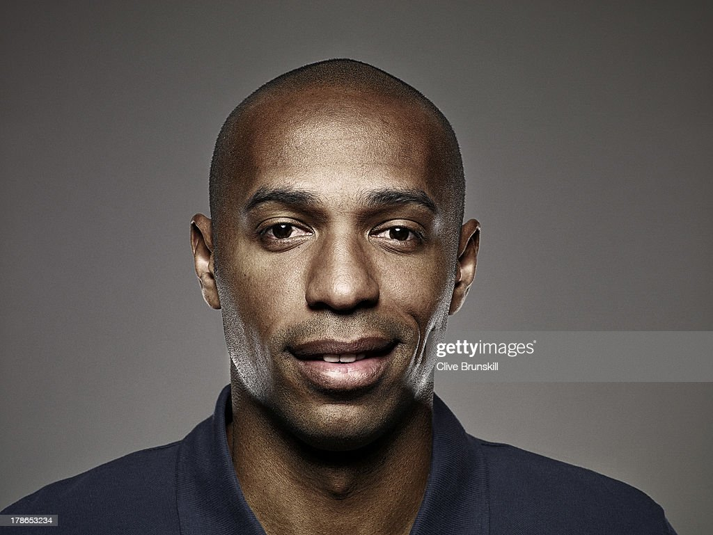 Thierry Henry, Portrait shoot, June 30, 2009
