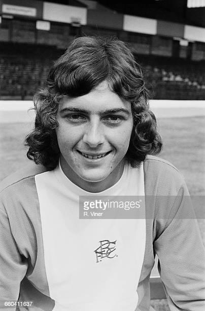 Footballer Trevor Francis of Birmingham City FC UK 9th August 1971
