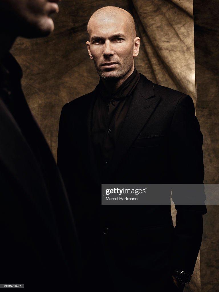 Zinedine Zidane, Self Assignment, October 2009