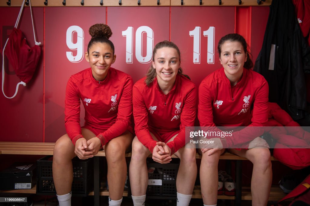 Liverpool F.C. Women, Telegraph UK, December 12, 2019 : News Photo