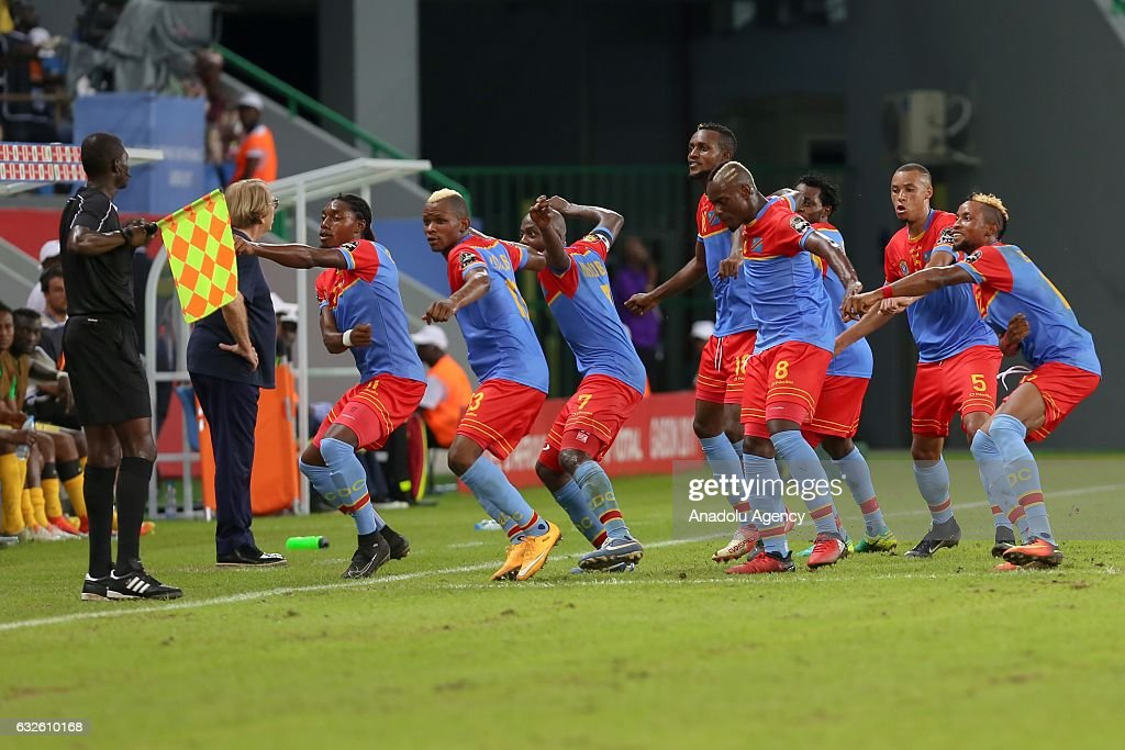 Togo vs Democratic Republic of the Congo - 2017 Africa Cup Of Nations : News Photo