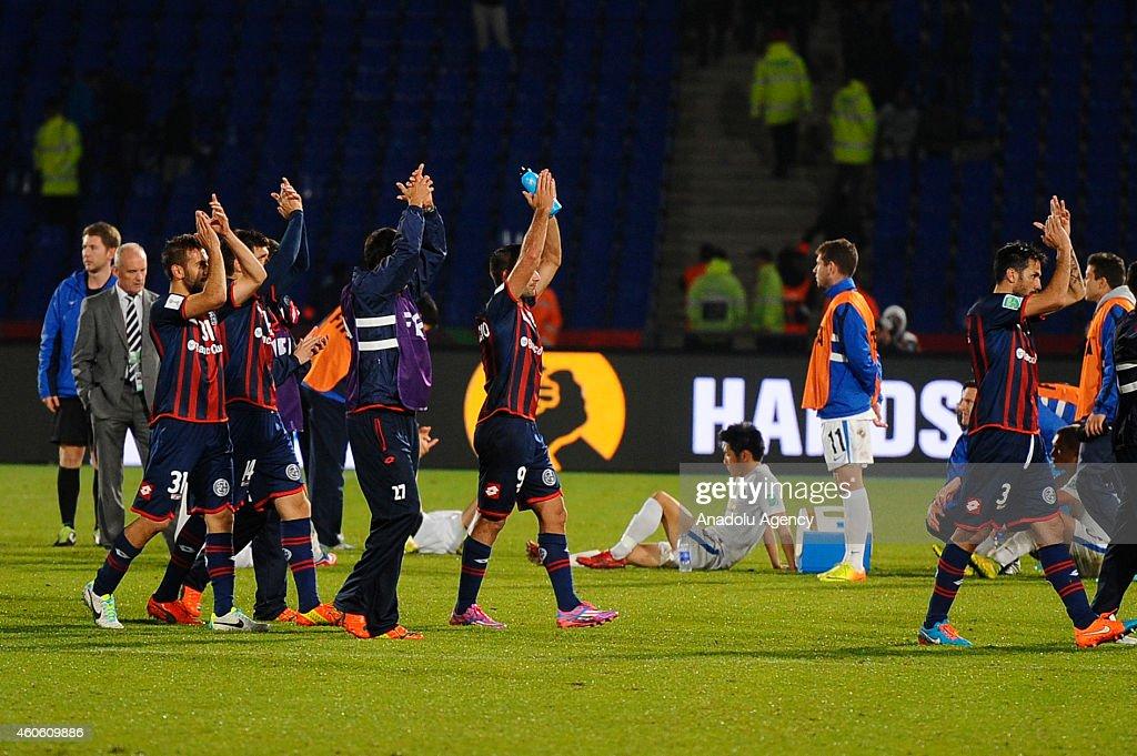 San Lorenzo v Auckland City FC - FIFA Club World Cup 2014 : ニュース写真