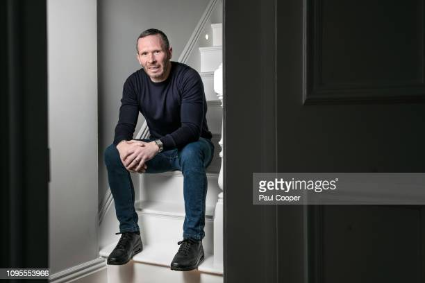 Footballing coach Michael Appleton is photographed on January 31 2019 in Manchester England