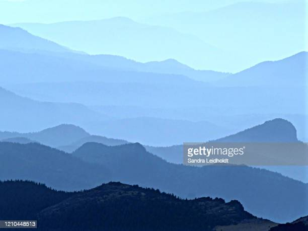 foothills of the colorado rocky mountains - foothills stock pictures, royalty-free photos & images