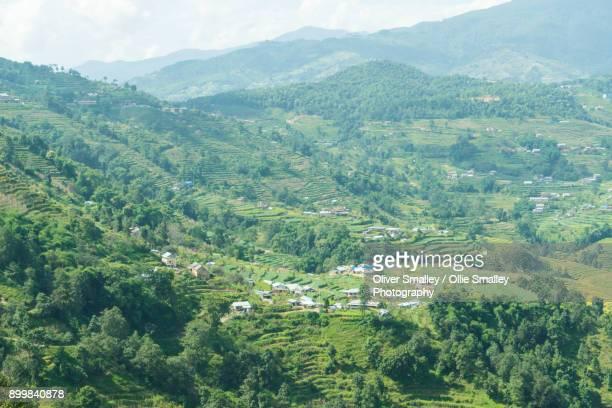 Foothills of the Himalaya - Nagarkot, Nepal