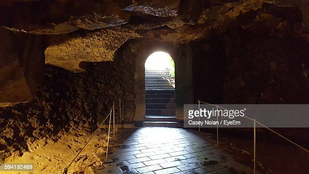 footpath in cave - casey nolan stock pictures, royalty-free photos & images