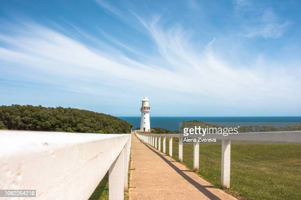 Footpath to Cape Otway Lighthouse