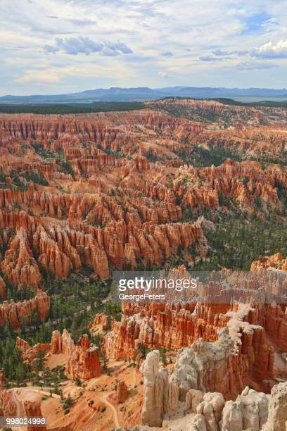 Footpaths in Bryce Canyon National Park