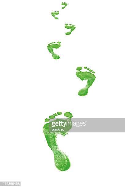 Footprint Path