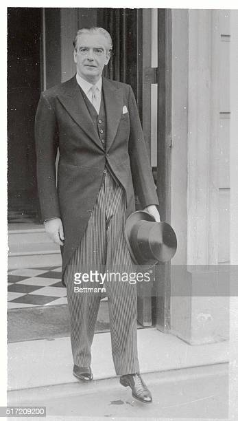 For 38 of his 57 years new British Prime Minister Anthony Eden has walked in dedicated service to the crown a job he was born and bred to fill This...