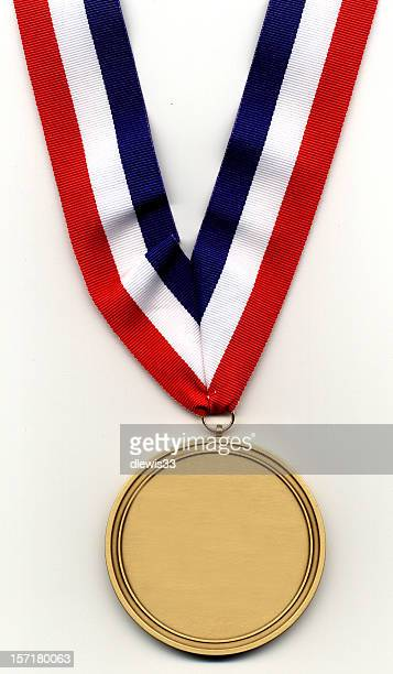 for a winner - medallion stock photos and pictures
