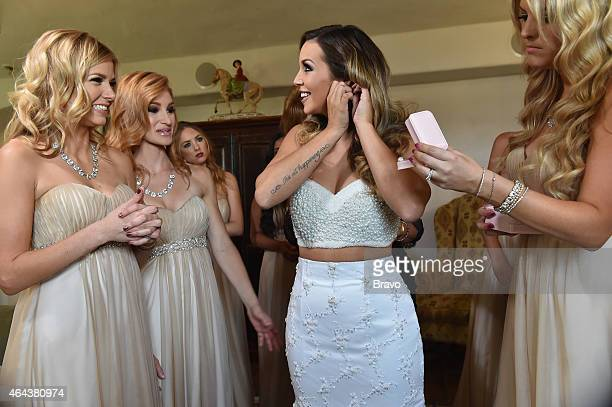 RULES For Better or Worse Episode 315 Pictured Ariana Madix Scheana Marie
