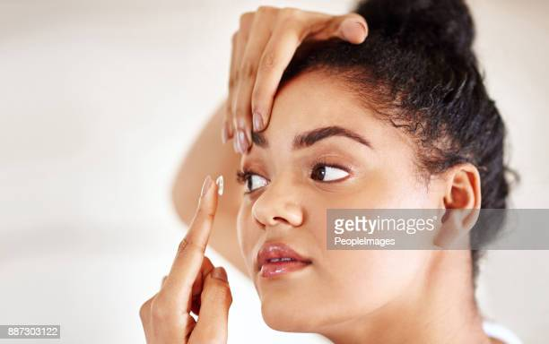 for crystal clear vision - contacts stock photos and pictures