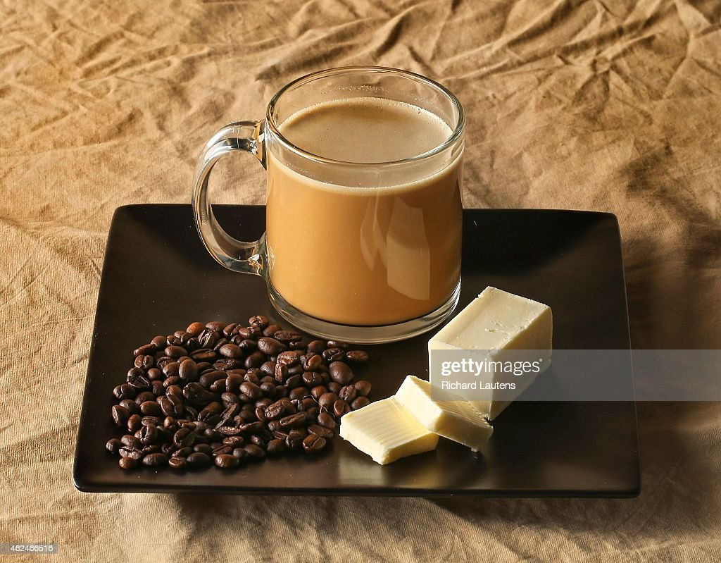 Butter Coffee : News Photo