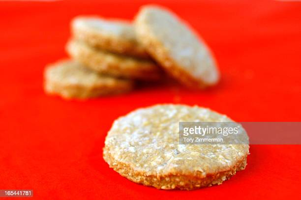OATCAKES for dining in column oatcakes form Amuse Bouche