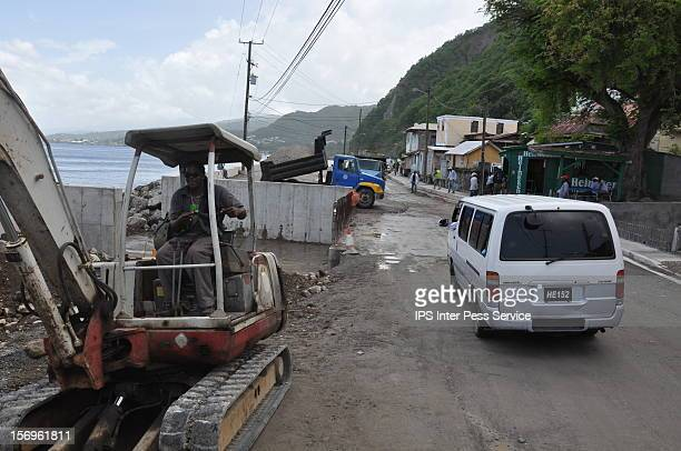 For Dominica Adaptation Best Option to Combat Climate Change By Desmond Brown ROSEAU Dominica Jun 6 2012 It has been dubbed the 'Nature Isle' of the...
