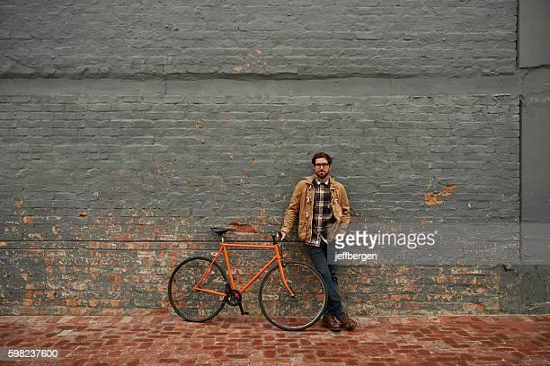 For energy efficient transportation I choose a bike