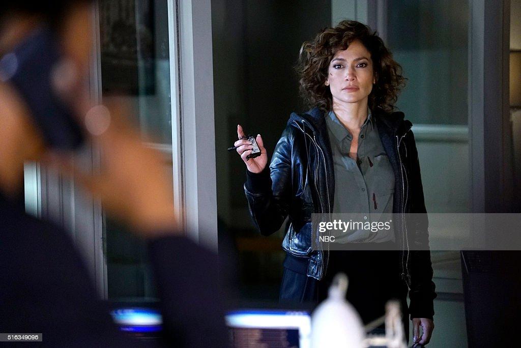 BLUE -- 'For I Have Sinned' Episode 112 -- Pictured: Jennifer Lopez as Det. Harlee Santos --