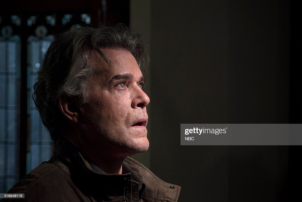BLUE -- 'For I Have Sinned' Episode 112 -- Pictured: Ray Liotta as Bill Wozniak --