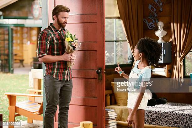 D 'For Love and Money' Lou falls for a handsome young lumberjack but Emma and Zuri are suspicious of him Xander sets Ravi and Jorge on a treasure...