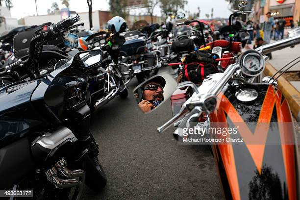 For more than 30 years comedian Jay Leno and Glendale HarleyDavidson dealer Oliver Shokouh have held the annual Love Ride a charity biker rally that...